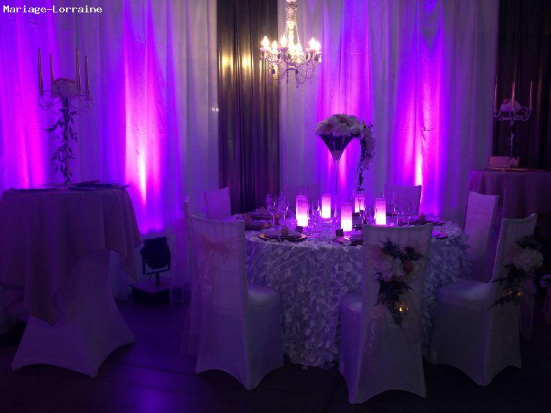 location materiel mariage thionville